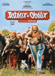 Oh j'avais la cassette d'Astérix & Obélix contre César.