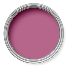 Lille Pink Resistance Matt Emulsion Paint 2.5L, , large Pink Hallway, Hallway Art, Graham Brown, Dining Chairs, Blush, Eyeshadow, Wall Decor, Painting, Rainbow