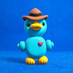 Perry the Platypus Bot | Flickr - Photo Sharing!