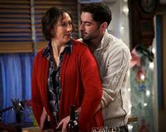 Miranda Hart and Tom Ellis -
