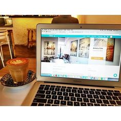 When your work revolves around popular cafes~ ☕ #latte #meeting #working #artistrycafe #jalanpinang #sg #sgcafe #cafe #artyfarty #themedcafe #cafestyle #café #weeloy #weeloysg #instadaily #instagramer #instalike #instalikes #instacafe #likesforlikes #tagsforlikes #igsg