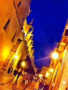 Calle Portales - Logroño