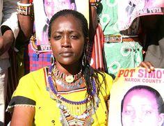 Soipan Tuya election changes perception of women leadership among the Maasai. #hero