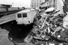 The Aftermath of the October 1987 Hurricane Brighton East Sussex England East Sussex, Back In The Day, Brighton, About Uk, Recreational Vehicles, Childhood Memories, Past, October, England