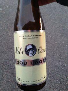 Nils Oscar God Lager