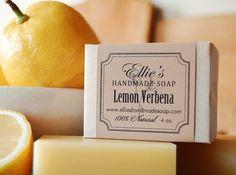 Handmade Soap - Lemon Verbana