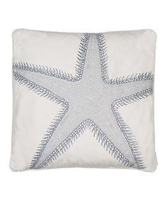 Another great find on #zulily! Starfish Throw Pillow #zulilyfinds