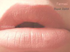 Farmasi Kozmetik Nude Şeftali Ruj - Farmasi Elegant Lipstick 06