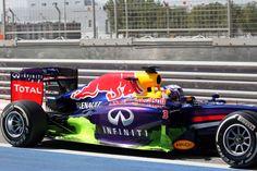 F1 2014 - Bahrain - Day 3 - Testing