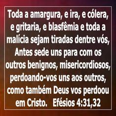 Efésios 4:31,32