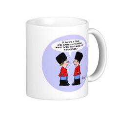 Funny #Russian Coffee Mug