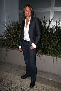 """Keith Urban at the launch of """"The Voice"""" Live Shows"""