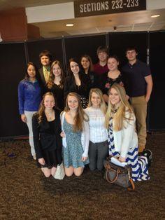 2014 PRSEF students at Heinz Field