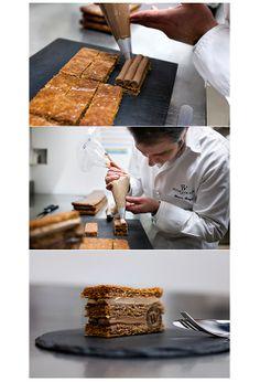 Le millefeuille du Vogue Café signé Hugo & Victor http://www.vogue.fr/culture/a-voir/diaporama/le-millefeuille-du-vogue-cafe-signe-hugo-victor/17756/image/968862#!3