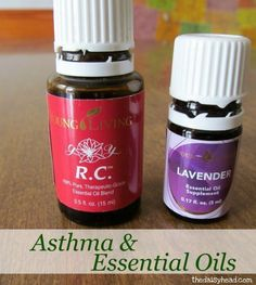 Asthma and Essential Oils~ This spring I had the worst asthma flare up I had had in four years. Nothing was helping... until I found Young Living essential oils. This is my story. {from thedaisyhead.com} #asthmaandessentialoils