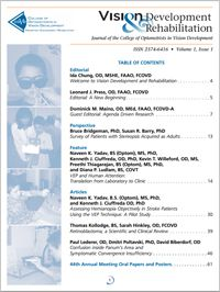 College of Optometrists in Vision Development - Improving lives by advancing excellence in optometric vision therapy and rehabilitation through education and board certification Vision Therapy, Digital Journal, Optometry, College, Education, Life, University, Potato Humor, Onderwijs
