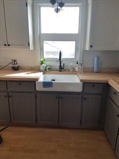 Next Generation Wood Countertop! Certified Food Safe, TOTALLY Waterproof U0026 Maintenance  Free