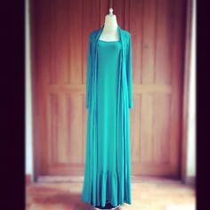 Tango Jubah & Tango Maxi Dress