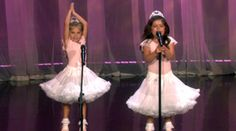 I know I'm a little late to the party on this, but I just discovered the fun of Sophia Grace and Rosie! I'm such a fan! What joyful little girls!