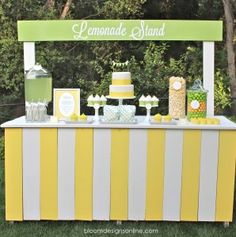 lemonade stands galore. Dont forget to have a bottle of Limonitz to add a touch of fresh, minty sparkle to your stand!. www.limonitz.com for more info & locations!