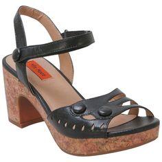 15266cf57eb6d4 Black Miz Mooz Women s Camille High Heel Sandal shoes Miz Mooz Shoes