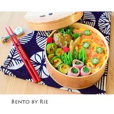 Bento by Rie - a healthy lunch box