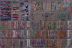 Artist Benjamin Grant was inspired by astronauts' views of the impact of human development on Earth to create the Daily Overview, a blog of stunning satellite images culled from Google Earth. Photos:...