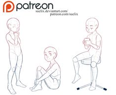 Figure Drawing Reference Reference sheets with child pose (in fullsize and with PSD file) You can use these postures (except commission). But, please, if you use it - add the link on my DA or Patreon. Thank you ^^ My DeviantArt Figure Drawing Reference, Drawing Reference Poses, Anatomy Reference, Reference Images, Design Reference, Drawing Base, Drawing For Kids, Children Drawing, Fuchs Illustration