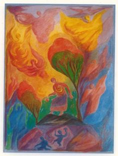 25 Best Anthroposophical Art images | Art, Painting, Rudolf steiner
