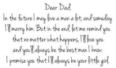 Free Quotes, Poems, Pictures for Holiday and Event: Best Father's Day Quotes From Daughter