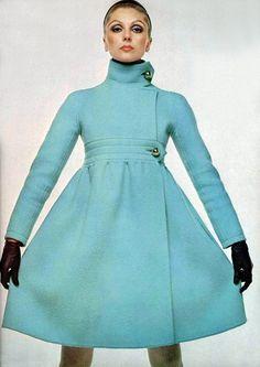 L'Officiel magazine 1968 Jean Patou