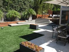 modern architectural landscaping ideas | Grounded - Modern Landscape Architecture contemporary-landscape