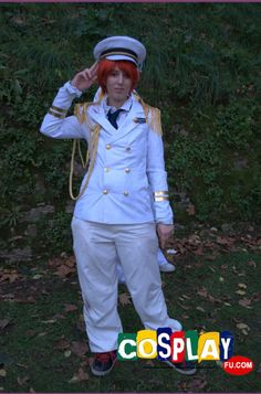 Otoya Ittoki Cosplay from Uta no Prince-sama in LUCCA COMICS AND GAMES 2013 IT