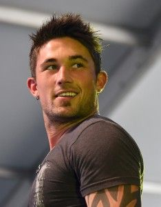 Micheal Ray - Route 91 Harvest Country Music Festival - Day 2