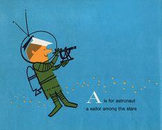 Space Alphabet (1964) | Present&Correct