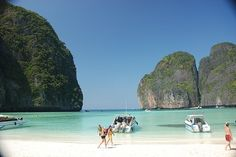 The Beach, Ko Phi Phi.  Amazing Place!