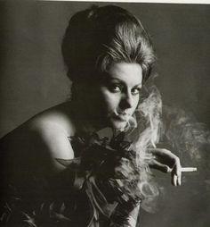 Sophia Loren, photo by Bert Stern*