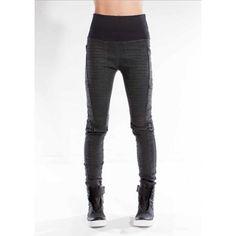Demobaza-Women's Jeans Leggings Uniform : Ceiba SF