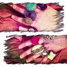 We like big rings and we can not lie!! Can be purchased at Studio Phi. Call for additional information. 775-826-5555
