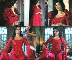 Amarei's little red dress
