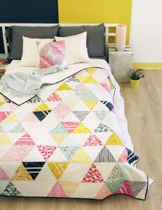 Essentials II by pat bravo by Art Gallery Fabrics - issuu. Free pattern
