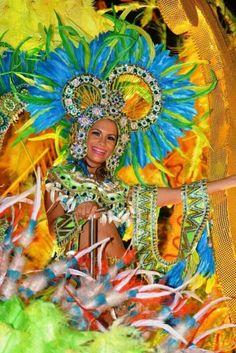Carnaval en Panamá