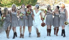 7 Ways to dress your reception space | Boots and Harmony