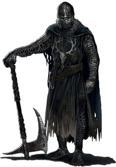 Creighton the Wanderer :: DSII персонажи :: DS art :: Dark Souls 2 :: Dark Souls :: Игровой арт (game art) :: Игры :: фэндомы Armadura Medieval, Fantasy Armor, Medieval Fantasy, Fantasy Character Design, Character Art, Fantasy Inspiration, Character Inspiration, Arte Viking, Landsknecht