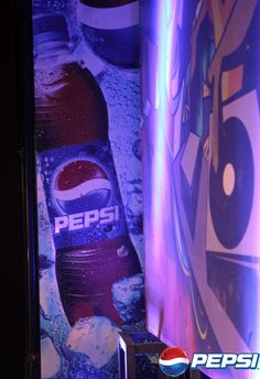 #PepsiNH7 Anyone for a Drink?