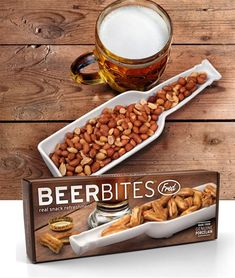 Beer Bites Bowl is perfect for a beer themed party. #beerthemedparty