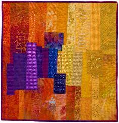Kracht 1 | Ineke van Unen – art quilts – textile art