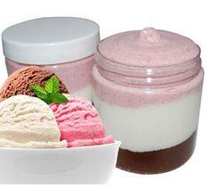 Neapolitan Ice Cream Emulsified Sugar Scrub Recipe