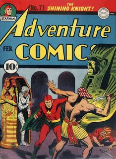 Campo de Zínias: Todas as Capas de Adventure Comics - 1942-43 (All Adventure Comics Covers - 1942-43)