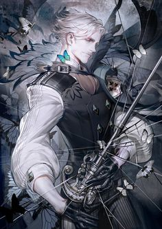 Safebooru is a anime and manga picture search engine, images are being updated hourly. Character Concept, Character Art, Concept Art, Fantasy Kunst, Fantasy Art, Manga Art, Anime Art, Anime Kunst, Boy Art
